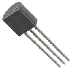 Electronic temperature sensor